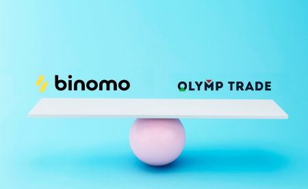 Comparación Binomo y Olymp Trade