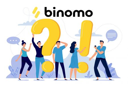 Preguntas frecuentes de verificación en Binomo