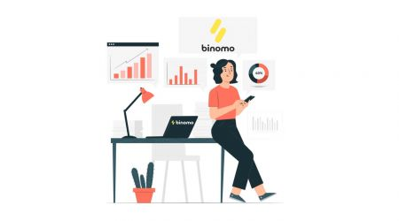 Cómo depositar y operar en Binomo